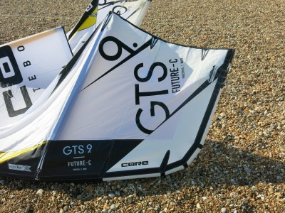 CORE Kiteboarding GTS3 9m 2015 Kitesurfing Review
