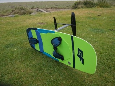 CrazyFly Chill and Up Foil 130 x 46cm 2018 Kitesurfing Review