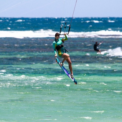 Lancelin Kitesurfing Holiday and Travel Guide