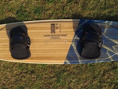 Lieuwe Boards Shotgun 138 x 41cm 2021 Kitesurfing Review