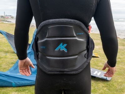 AK Durable Supply Co. Synth 2022 Kitesurfing Review
