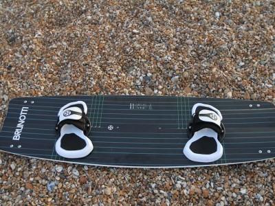 Brunotti Dimension 138 x 42cm 2014 Kitesurfing Review