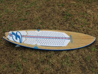 "F-ONE Kiteboarding Mitu Monteiro Pro Model 5'10"" 2014 Kitesurfing Review"