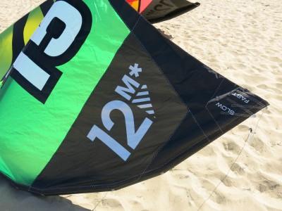 Nobile Kiteboarding T5 12m 2015 Kitesurfing Review