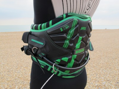 ION Products Apex  2012 Kitesurfing Review