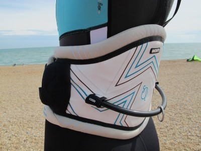 ION Products Sol  2012 Kitesurfing Review