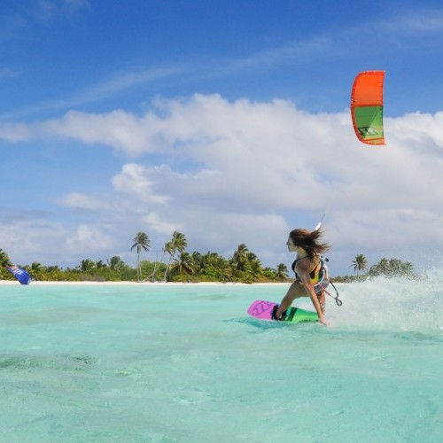 Cocos Keeling Island Kitesurfing Holiday and Travel Guide