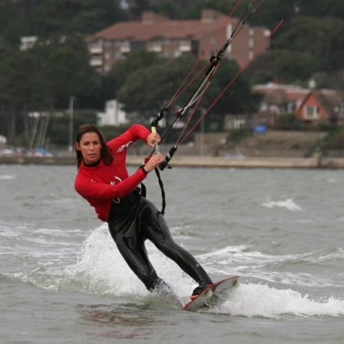 Switch to Toeside Kitesurfing Technique