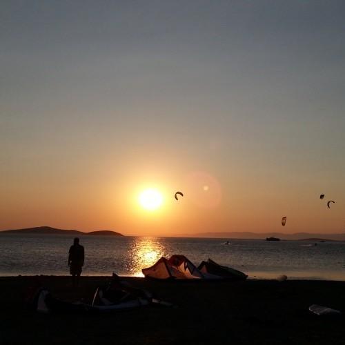 Ayvalik Kitesurfing Holiday and Travel Guide
