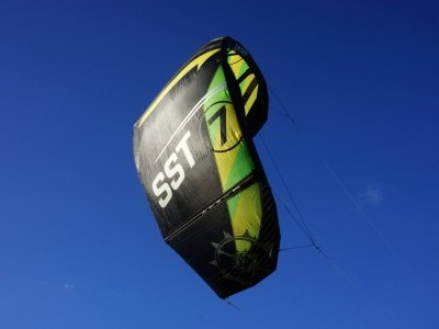 Slingshot SST 7m 2018 Kitesurfing Review