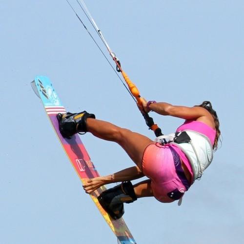 Jump Roast Beef Kitesurfing Technique