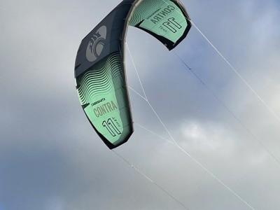 Cabrinha Contra 11m 2021 Kitesurfing Review