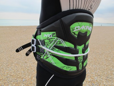 Dakine Pyro  2012 Kitesurfing Review