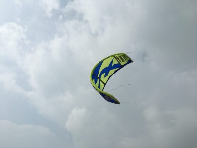 F-ONE Kiteboarding Bandit 7m 2018 Kitesurfing Review
