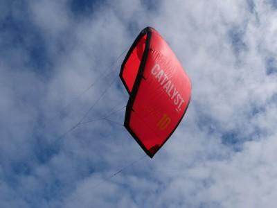 Ozone Catalyst V3 2021 Kitesurfing Review