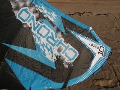 Takoon Chrono 10m 2010 Kitesurfing Review
