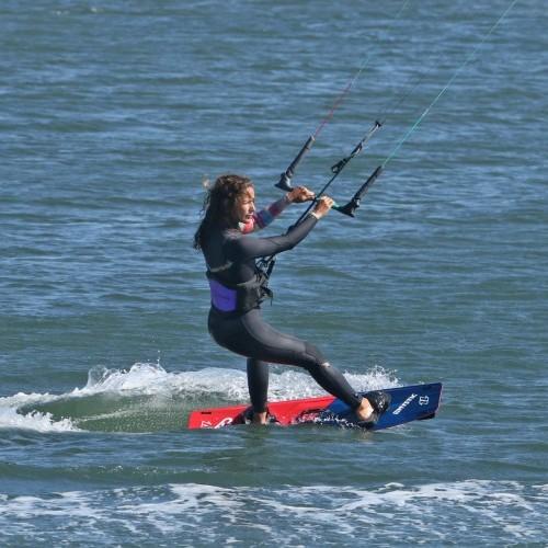 Slide Turn Kitesurfing Technique