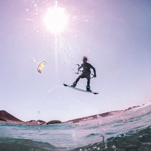 Tenerife Kitesurfing Holiday and Travel Guide