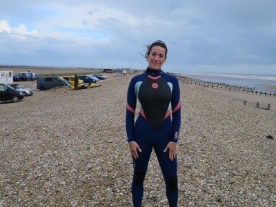 NeilPryde Serene Back Zip 5/4/3mm 2015 Kitesurfing Review