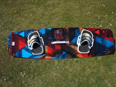 Liquid Force Kites Element 139 x 42cm 2015 Kitesurfing Review