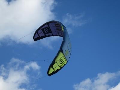 North Kiteboarding Evo 9m 2016 Kitesurfing Review