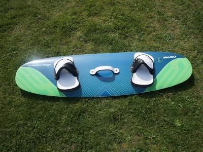 Ocean Rodeo Mako 140 x 40cm 2017 Kitesurfing Review