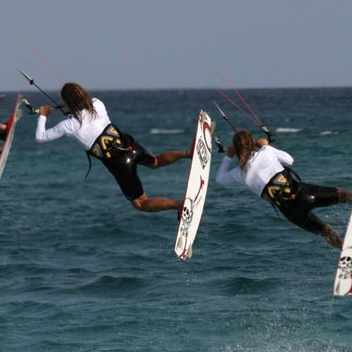 Back Loop Kite Loop Kitesurfing Technique