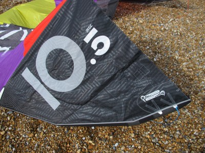 Best Kiteboarding Kahoona 10.5m 2013 Kitesurfing Review