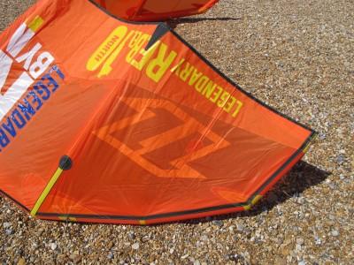 North Kiteboarding Rebel 10m 2013 Kitesurfing Review