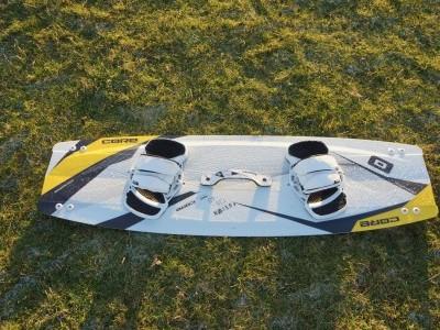 CORE Kiteboarding Fusion 2 135 x 40cm 2016 Kitesurfing Review