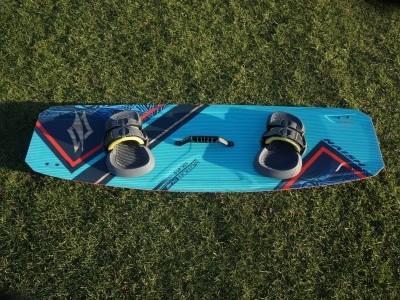 Naish Kiteboarding Motion 138 x 41.5cm 2018 Kitesurfing Review