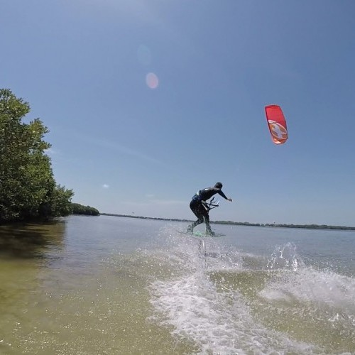 St. Petersburg Kitesurfing Holiday and Travel Guide