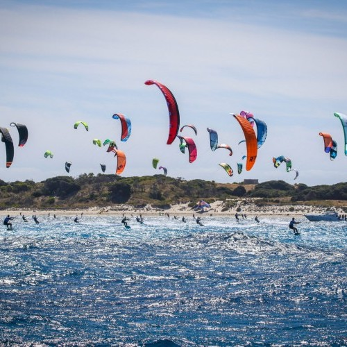 Rottnest Island Kitesurfing Holiday and Travel Guide