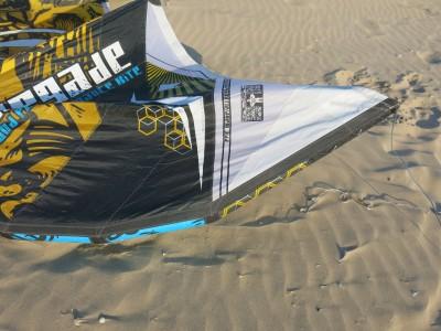 Epic Kites Renegade 4G 9m 2015 Kitesurfing Review