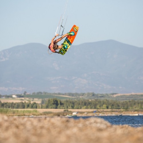 Sardinia (South) Kitesurfing Holiday and Travel Guide