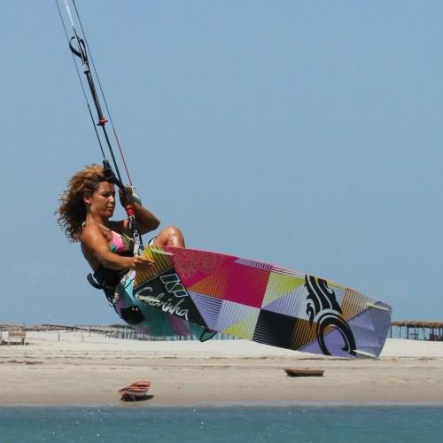 Boned Back Loop Kitesurfing Technique