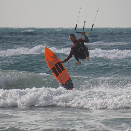 Tel Aviv Kitesurfing Holiday and Travel Guide