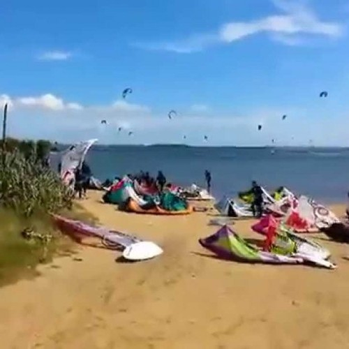 Lo Stagnone, Marsala Kitesurfing Holiday and Travel Guide
