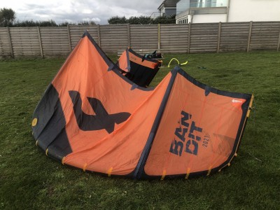F-ONE Kiteboarding Bandit 9m 2021 Kitesurfing Review