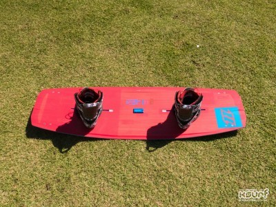 North Kiteboarding Gambler 139 x 42cm 2016 Kitesurfing Review