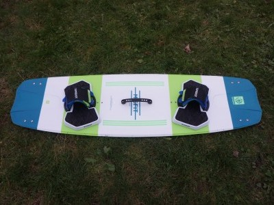Slingshot Misfit Air Core 142 x 42cm 2018 Kitesurfing Review