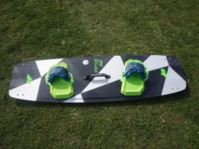 CrazyFly Raptor LTD Neon 136 x 41cm 2018 Kitesurfing Review