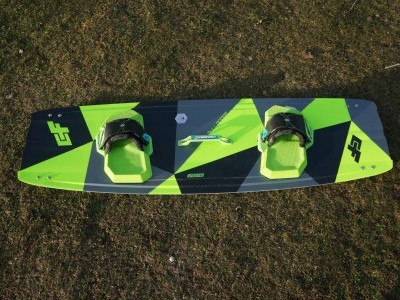 CrazyFly Bulldozer 140 x 42cm 2018 Kitesurfing Review