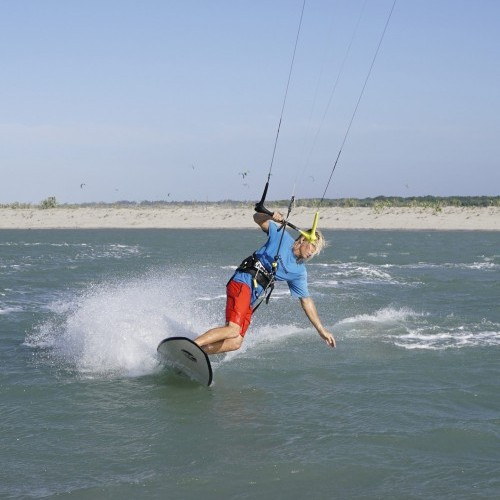 Mythical Wave Riding Kitesurfing Technique