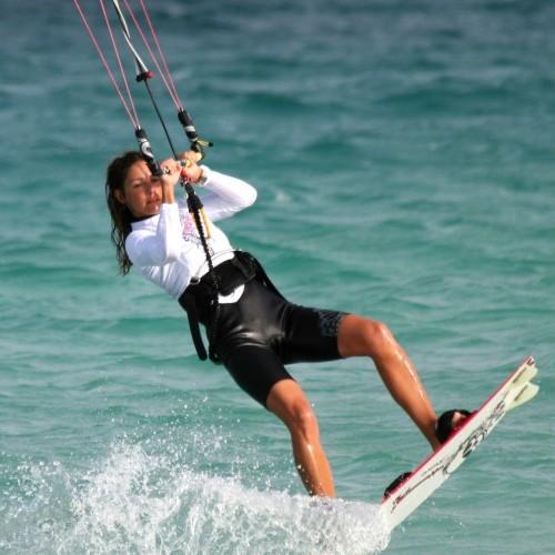 Back Loop Transition Kitesurfing Technique