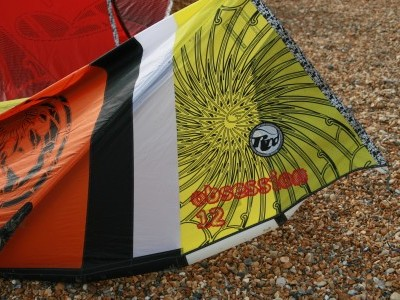 RRD Obession 12m 2010 Kitesurfing Review