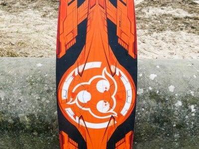 Wainman Hawaii Joke Joke 138 x 41.5cm 2016 Kitesurfing Review