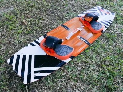 RRD Bliss V5 Wood 136 x 40cm 2018 Kitesurfing Review