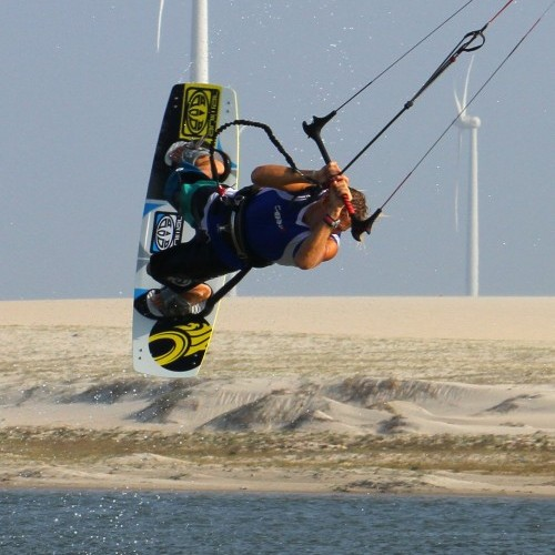 S-Bend Pass Kitesurfing Technique