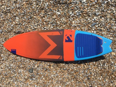 F-ONE Kiteboarding Mitu Pro ESL 5'8 2017 Kitesurfing Review